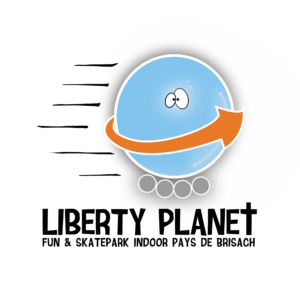 Liberty Planet - Logo Couleur